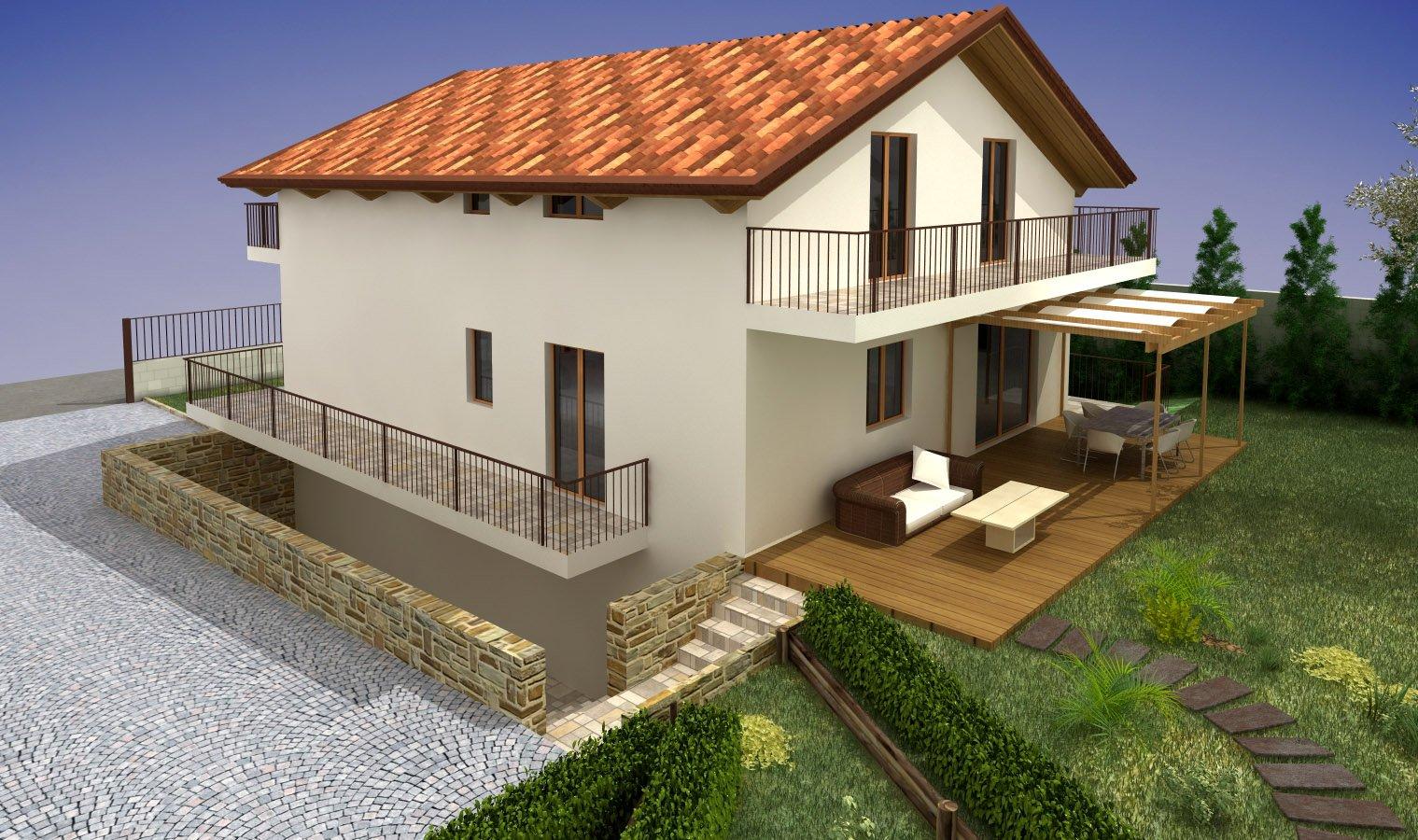 Affordable progettare il giardino di casa on line - Progetto casa design ...