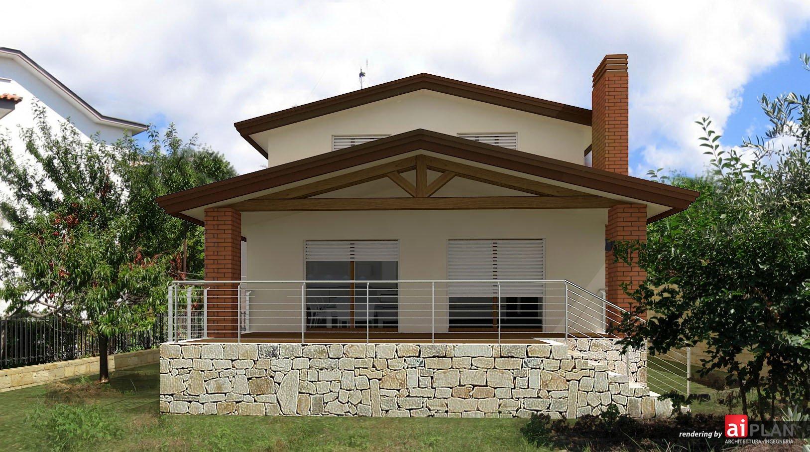 Esterni di edifici e residenze aiplan architettura e for Progettazione di edifici residenziali
