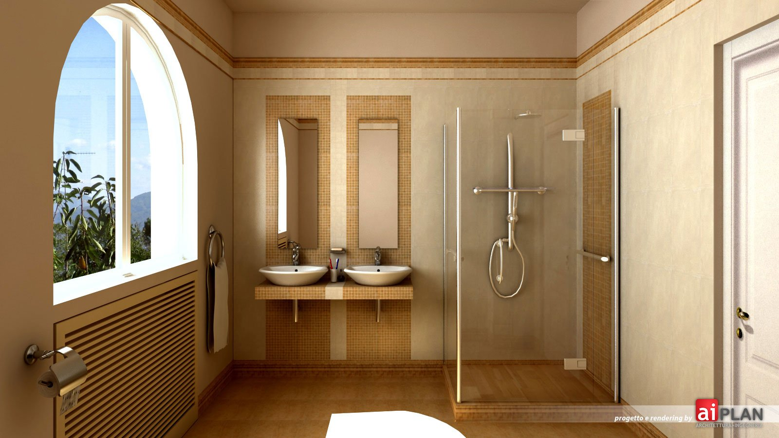 Versace arredamento casa opere delluarte in foto duepoca - Arredo bagno versace home ...