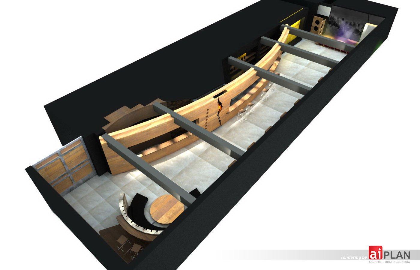 Planimetrie 3d sezioni e spaccati 3d aiplan for Architettura 3d