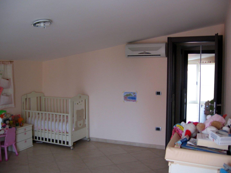 Progetto di arredo di una cameretta per bambini for Arredo camerette bambini originali
