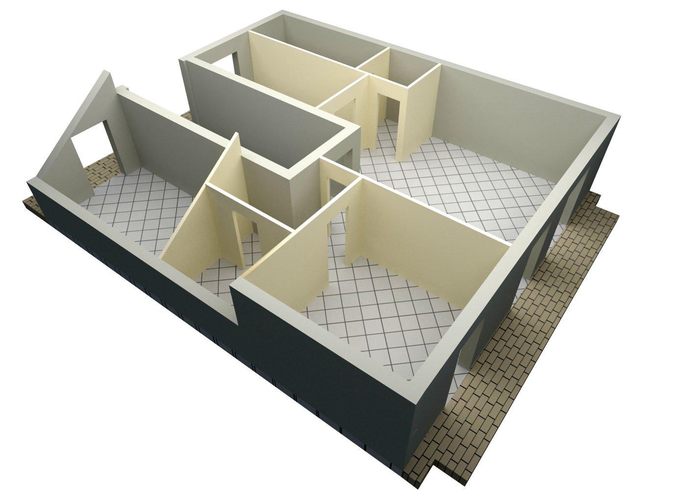 Progetto Casa Catalano E. - Poggiomarino (NA) - Aiplan ...