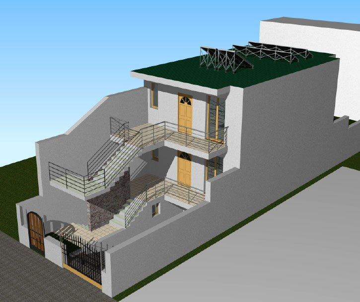 Wonderful Progetto Casa Vorraro L.   Poggiomarino (NA)