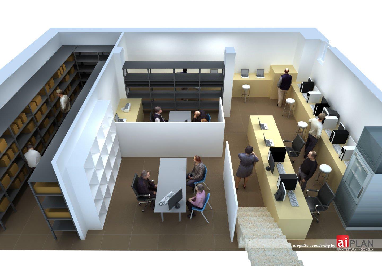 Planimetrie 3d sezioni e spaccati 3d aiplan for Planimetrie di progettazione architettonica